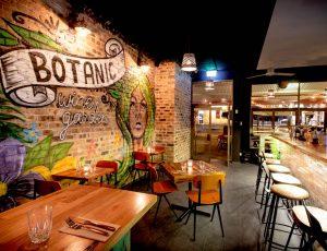 Botanic Wine Garden Restaurant